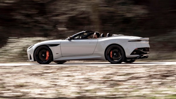 New 2020 Aston Martin DBS Convertible for sale Call for price at Aston Martin of Greenwich in Greenwich CT 06830 2