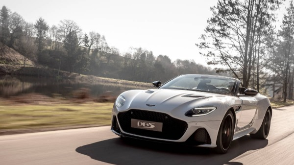 New 2020 Aston Martin DBS Convertible for sale Call for price at Aston Martin of Greenwich in Greenwich CT 06830 1
