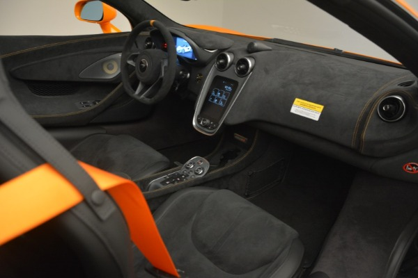New 2020 McLaren 600LT Spider Convertible for sale Sold at Aston Martin of Greenwich in Greenwich CT 06830 27