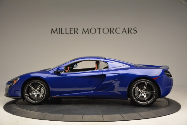 Used 2015 McLaren 650S Spider Convertible for sale Sold at Aston Martin of Greenwich in Greenwich CT 06830 15