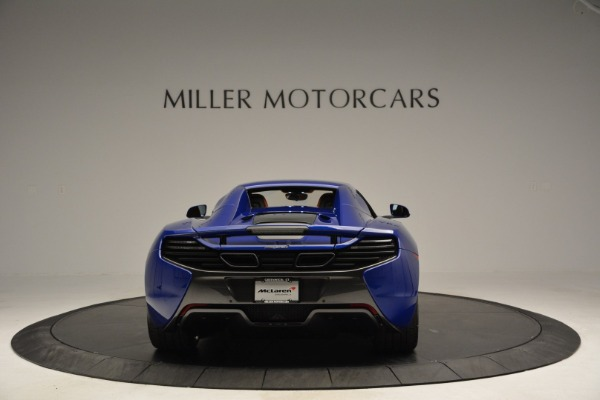 Used 2015 McLaren 650S Spider Convertible for sale Sold at Aston Martin of Greenwich in Greenwich CT 06830 17