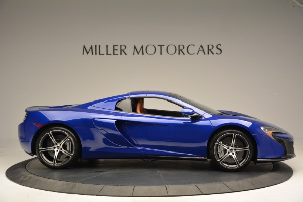 Used 2015 McLaren 650S Spider Convertible for sale Sold at Aston Martin of Greenwich in Greenwich CT 06830 19