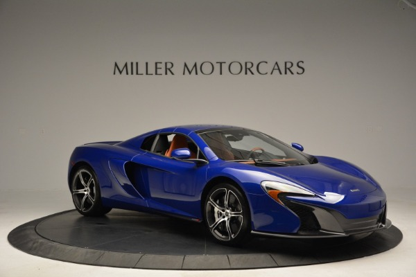 Used 2015 McLaren 650S Spider Convertible for sale Sold at Aston Martin of Greenwich in Greenwich CT 06830 20