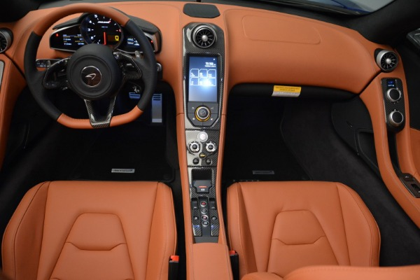 Used 2015 McLaren 650S Spider Convertible for sale Sold at Aston Martin of Greenwich in Greenwich CT 06830 21