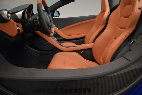 Used 2015 McLaren 650S Spider Convertible for sale Sold at Aston Martin of Greenwich in Greenwich CT 06830 23