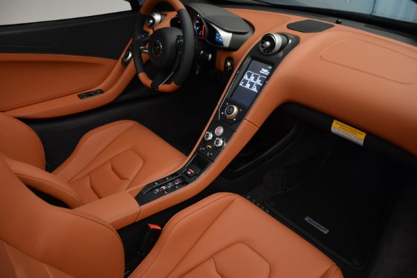 Used 2015 McLaren 650S Spider Convertible for sale Sold at Aston Martin of Greenwich in Greenwich CT 06830 25