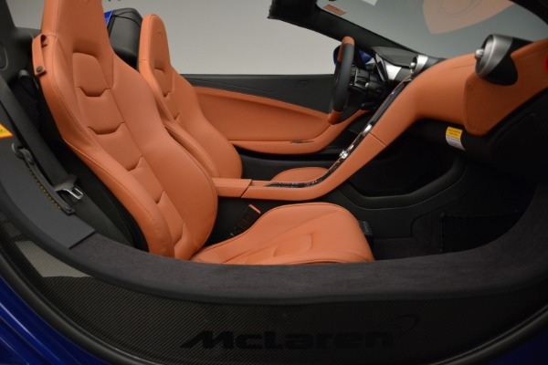 Used 2015 McLaren 650S Spider Convertible for sale Sold at Aston Martin of Greenwich in Greenwich CT 06830 26