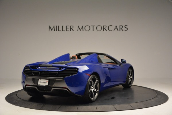 Used 2015 McLaren 650S Spider Convertible for sale Sold at Aston Martin of Greenwich in Greenwich CT 06830 7