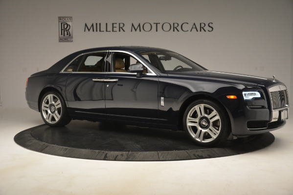 Used 2015 Rolls-Royce Ghost for sale Sold at Aston Martin of Greenwich in Greenwich CT 06830 13