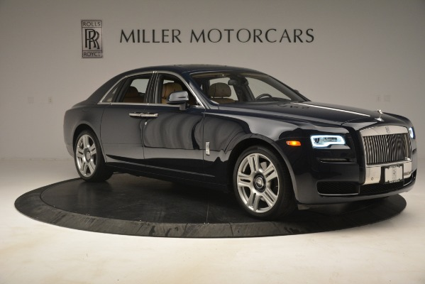 Used 2015 Rolls-Royce Ghost for sale Sold at Aston Martin of Greenwich in Greenwich CT 06830 14