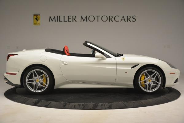 Used 2016 Ferrari California T for sale Sold at Aston Martin of Greenwich in Greenwich CT 06830 9