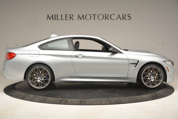 Used 2017 BMW M4 Competition PKG for sale Sold at Aston Martin of Greenwich in Greenwich CT 06830 10