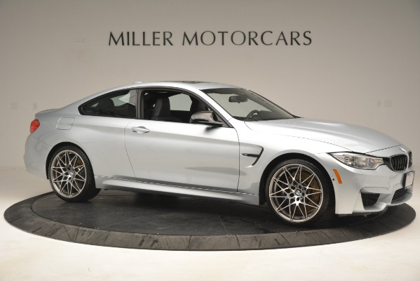 Used 2017 BMW M4 Competition PKG for sale Sold at Aston Martin of Greenwich in Greenwich CT 06830 11