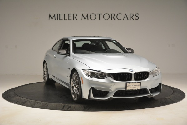 Used 2017 BMW M4 Competition PKG for sale Sold at Aston Martin of Greenwich in Greenwich CT 06830 12
