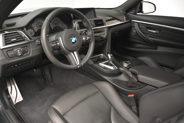 Used 2017 BMW M4 Competition PKG for sale Sold at Aston Martin of Greenwich in Greenwich CT 06830 13