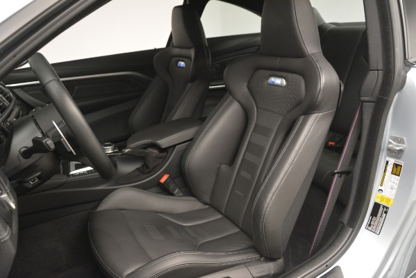 Used 2017 BMW M4 Competition PKG for sale Sold at Aston Martin of Greenwich in Greenwich CT 06830 15