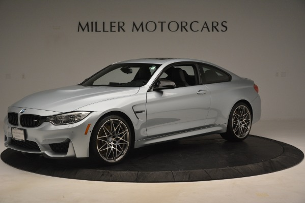 Used 2017 BMW M4 Competition PKG for sale Sold at Aston Martin of Greenwich in Greenwich CT 06830 2