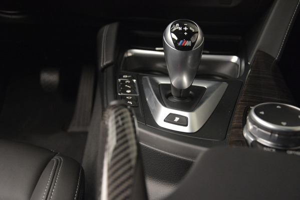 Used 2017 BMW M4 Competition PKG for sale Sold at Aston Martin of Greenwich in Greenwich CT 06830 25