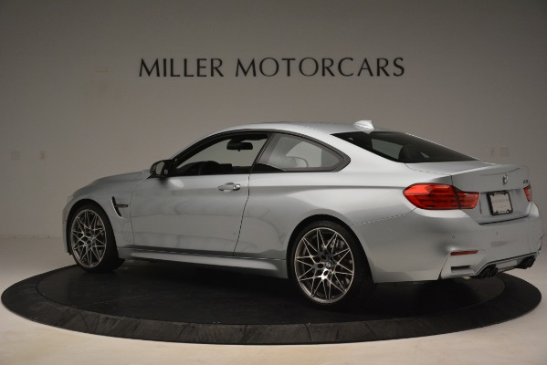 Used 2017 BMW M4 Competition PKG for sale Sold at Aston Martin of Greenwich in Greenwich CT 06830 4