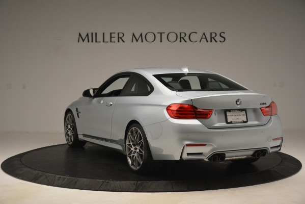 Used 2017 BMW M4 Competition PKG for sale Sold at Aston Martin of Greenwich in Greenwich CT 06830 5