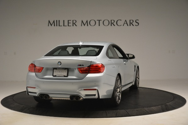 Used 2017 BMW M4 Competition PKG for sale Sold at Aston Martin of Greenwich in Greenwich CT 06830 8