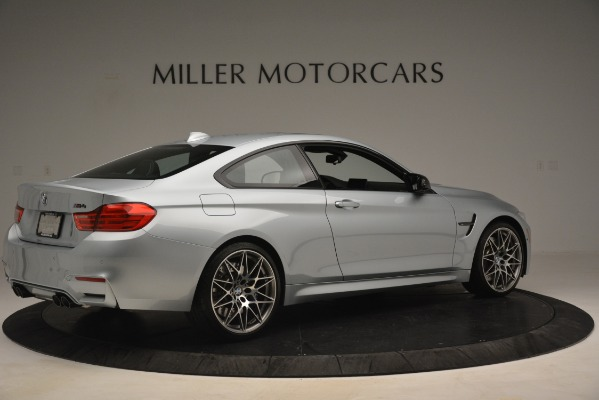 Used 2017 BMW M4 Competition PKG for sale Sold at Aston Martin of Greenwich in Greenwich CT 06830 9
