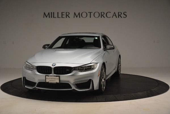 Used 2017 BMW M4 Competition PKG for sale Sold at Aston Martin of Greenwich in Greenwich CT 06830 1