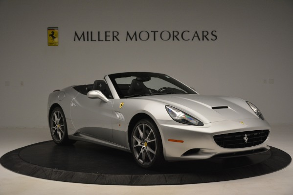 Used 2012 Ferrari California for sale Sold at Aston Martin of Greenwich in Greenwich CT 06830 11