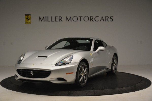 Used 2012 Ferrari California for sale Sold at Aston Martin of Greenwich in Greenwich CT 06830 13