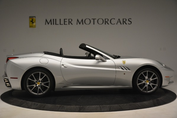 Used 2012 Ferrari California for sale Sold at Aston Martin of Greenwich in Greenwich CT 06830 9