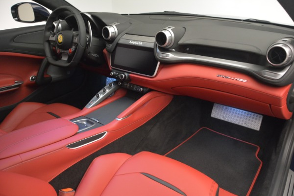 Used 2019 Ferrari GTC4Lusso for sale Sold at Aston Martin of Greenwich in Greenwich CT 06830 18