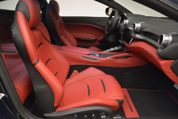 Used 2019 Ferrari GTC4Lusso for sale Sold at Aston Martin of Greenwich in Greenwich CT 06830 19
