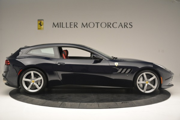 Used 2019 Ferrari GTC4Lusso for sale Sold at Aston Martin of Greenwich in Greenwich CT 06830 9