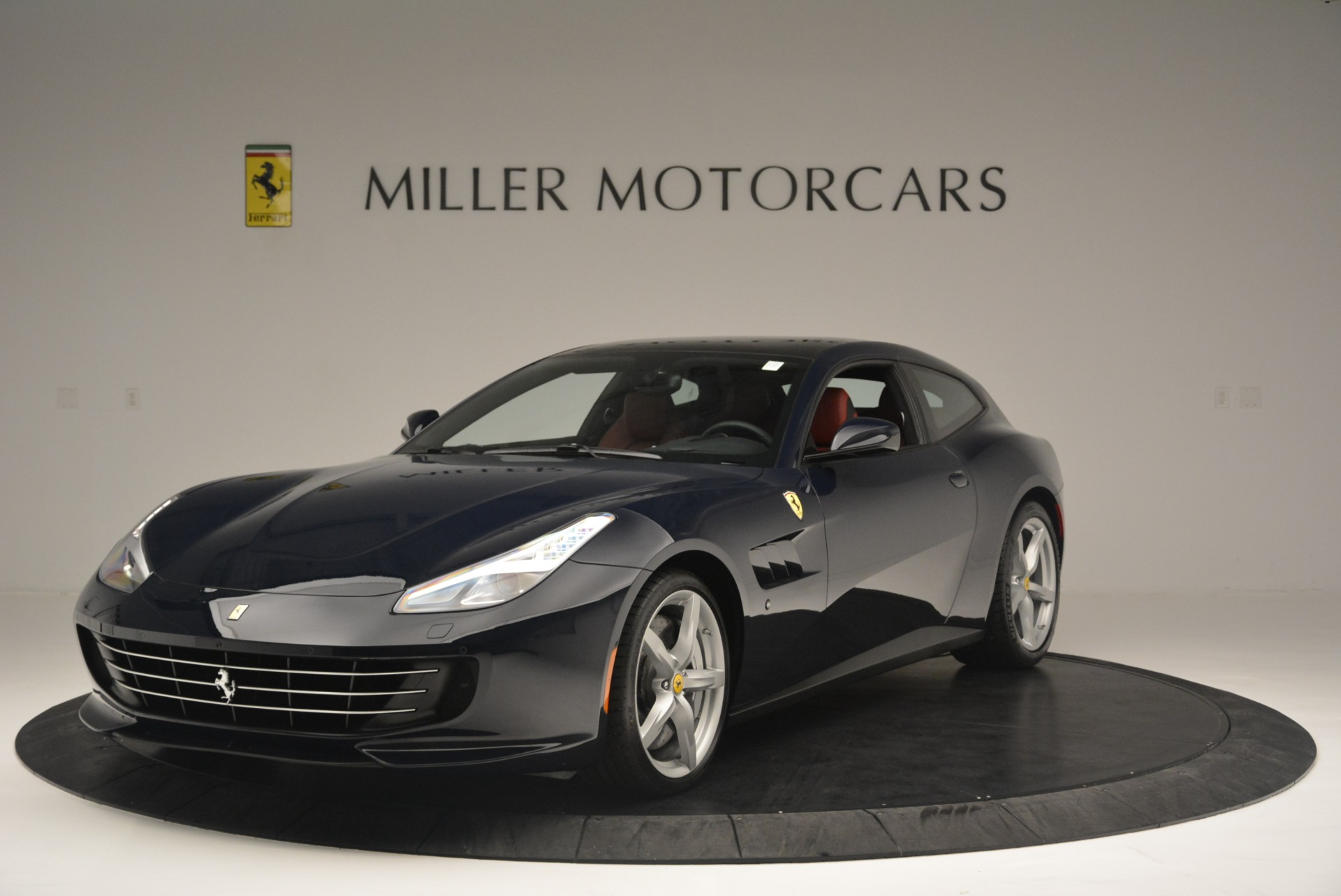 Used 2019 Ferrari GTC4Lusso for sale Sold at Aston Martin of Greenwich in Greenwich CT 06830 1