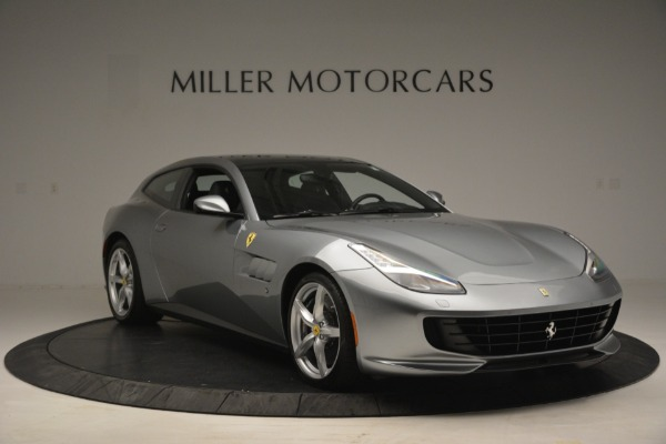 Used 2017 Ferrari GTC4Lusso for sale Call for price at Aston Martin of Greenwich in Greenwich CT 06830 11