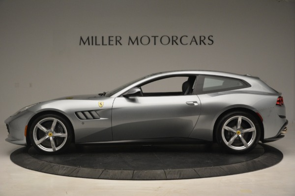 Used 2017 Ferrari GTC4Lusso for sale Call for price at Aston Martin of Greenwich in Greenwich CT 06830 3