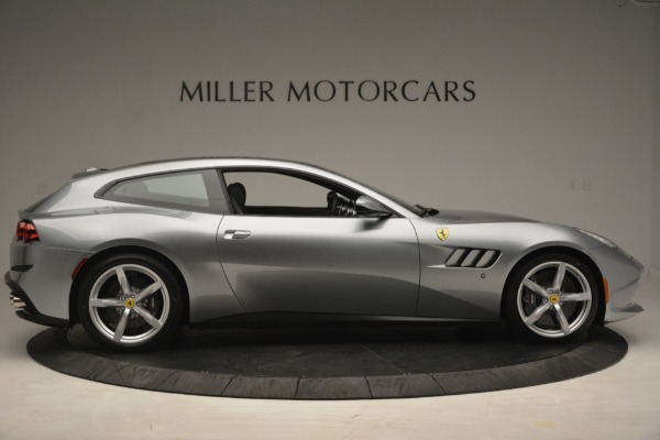 Used 2017 Ferrari GTC4Lusso for sale Call for price at Aston Martin of Greenwich in Greenwich CT 06830 9