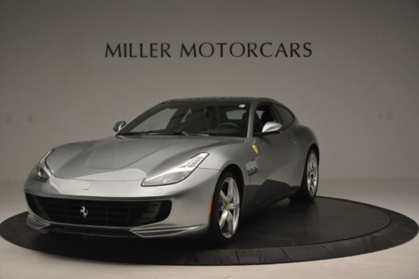 Used 2017 Ferrari GTC4Lusso for sale Call for price at Aston Martin of Greenwich in Greenwich CT 06830 1