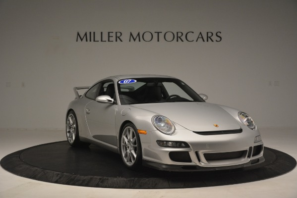Used 2007 Porsche 911 GT3 for sale Sold at Aston Martin of Greenwich in Greenwich CT 06830 11