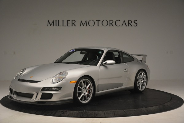 Used 2007 Porsche 911 GT3 for sale Sold at Aston Martin of Greenwich in Greenwich CT 06830 2