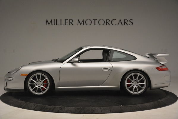 Used 2007 Porsche 911 GT3 for sale Sold at Aston Martin of Greenwich in Greenwich CT 06830 3