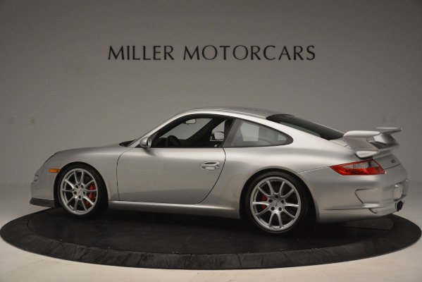 Used 2007 Porsche 911 GT3 for sale Sold at Aston Martin of Greenwich in Greenwich CT 06830 4