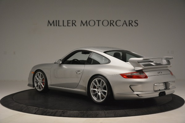 Used 2007 Porsche 911 GT3 for sale Sold at Aston Martin of Greenwich in Greenwich CT 06830 5