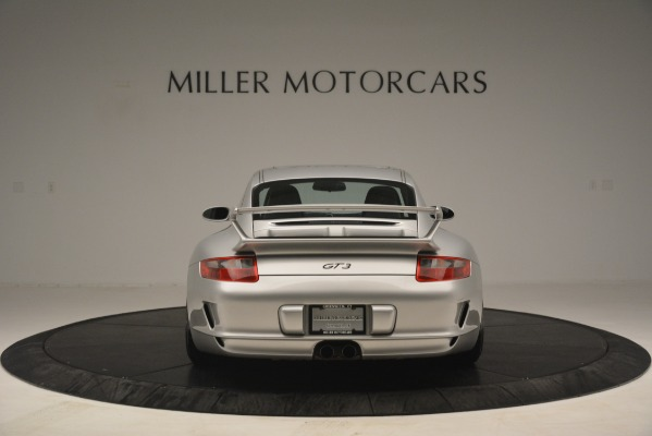 Used 2007 Porsche 911 GT3 for sale Sold at Aston Martin of Greenwich in Greenwich CT 06830 6
