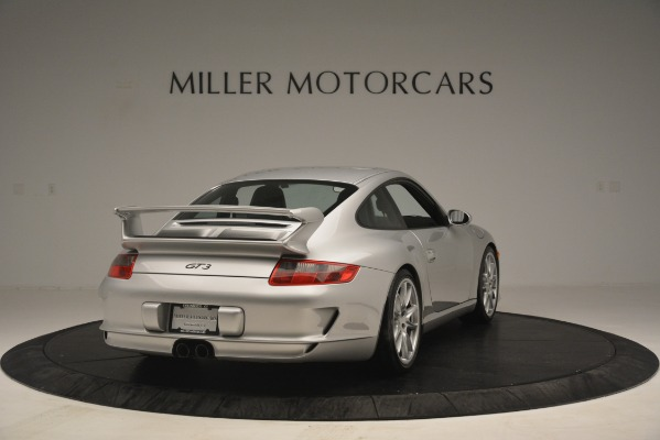 Used 2007 Porsche 911 GT3 for sale Sold at Aston Martin of Greenwich in Greenwich CT 06830 7