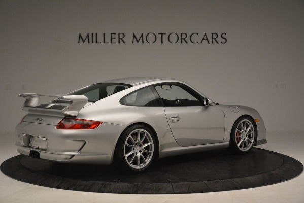 Used 2007 Porsche 911 GT3 for sale Sold at Aston Martin of Greenwich in Greenwich CT 06830 8