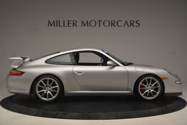 Used 2007 Porsche 911 GT3 for sale Sold at Aston Martin of Greenwich in Greenwich CT 06830 9