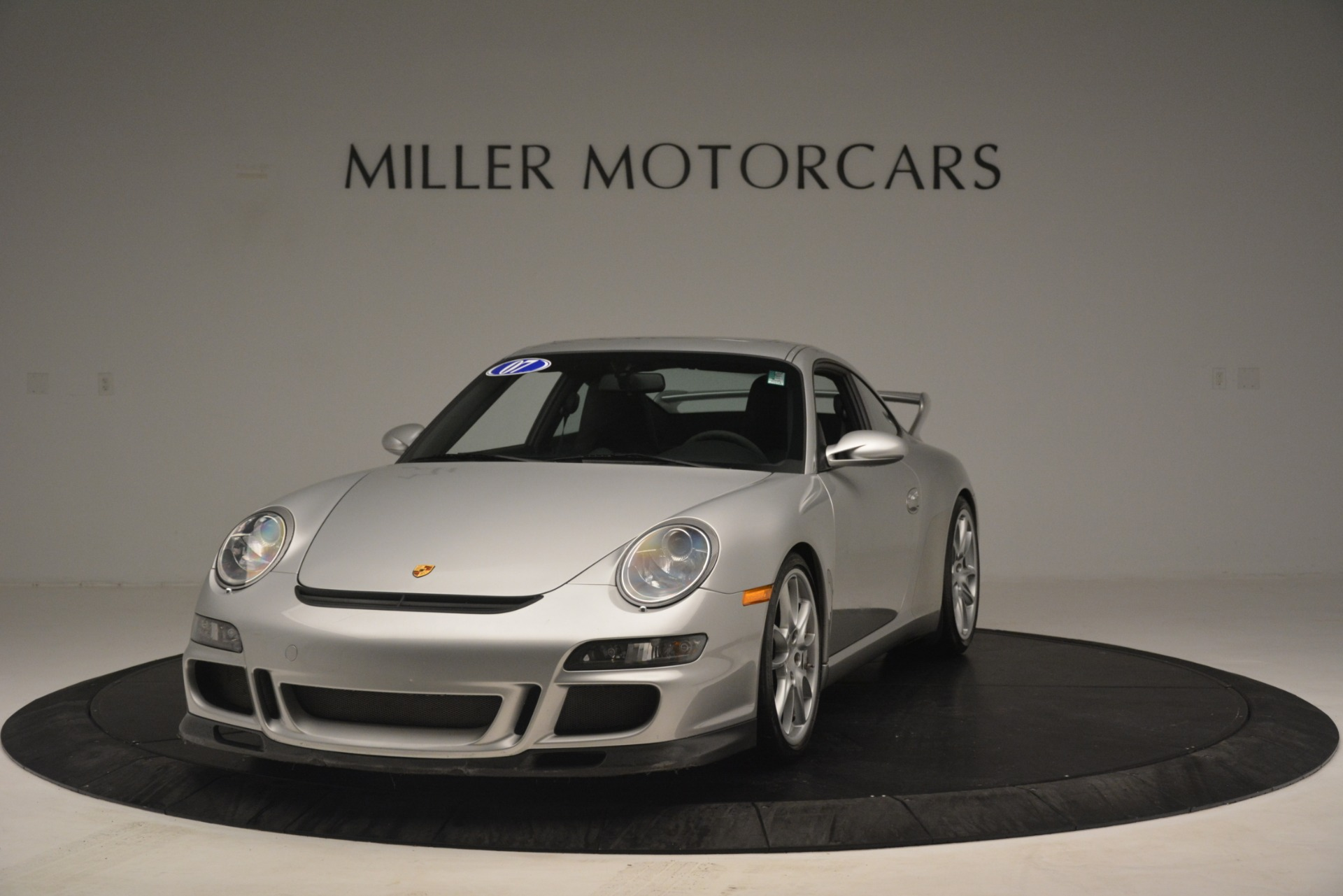 Used 2007 Porsche 911 GT3 for sale Sold at Aston Martin of Greenwich in Greenwich CT 06830 1