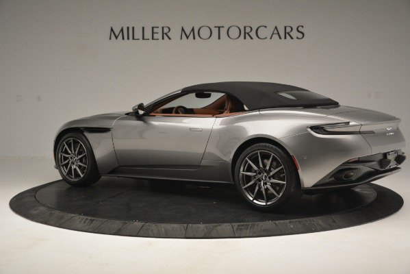 New 2019 Aston Martin DB11 V8 Convertible for sale Sold at Aston Martin of Greenwich in Greenwich CT 06830 15