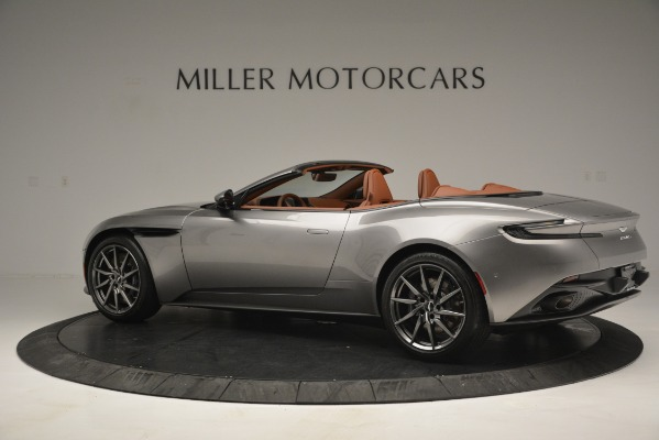 New 2019 Aston Martin DB11 V8 Convertible for sale Sold at Aston Martin of Greenwich in Greenwich CT 06830 4